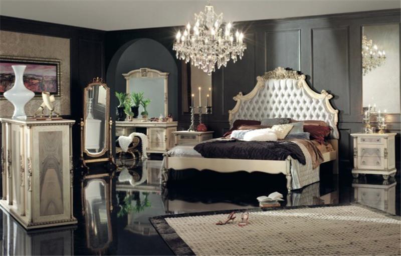 意大利进口家具品牌推荐 卧室设计体验奢华---新古典篇