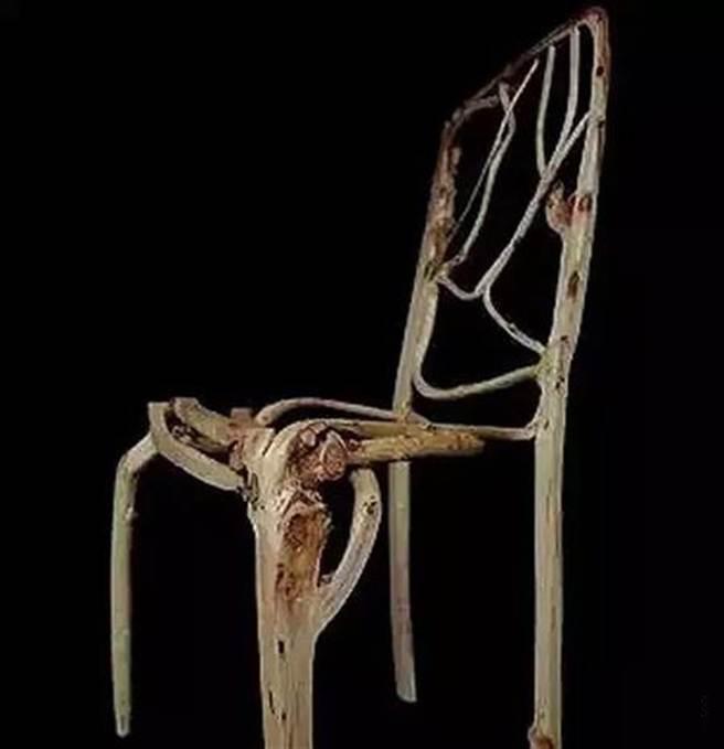 有步骤的椅子图片